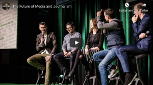 The Future of Media and Journalism